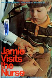 Cover of: Jamie visits the nurse | Seymour Reit