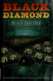 Cover of: Black Diamond | Susan Holtzer