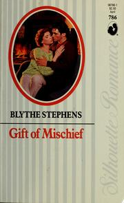 Cover of: Gift Of Mischief by Stephens