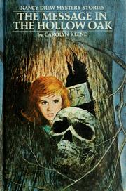 Cover of: The message in the hollow oak. by Carolyn Keene