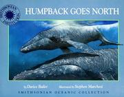 Cover of: Humpback Goes North (Smithsonian Oceanic Collection) | Darice Bailer