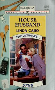 Cover of: House Husband by Linda Cajio