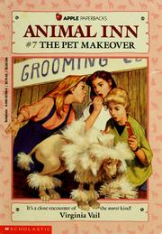 Cover of: The pet makeover | Virginia Vail