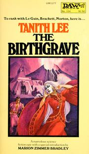 Cover of: The Birthgrave | Tanith Lee