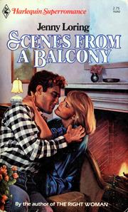 Cover of: Scenes from a Balcony by Jenny Loring