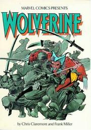 Cover of: Wolverine TPB | Chris Claremont
