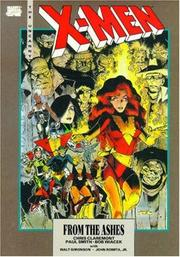 Cover of: The Uncanny X-Men