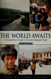Cover of: The world awaits | Paul Otteson
