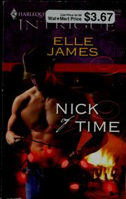 Cover of: Nick of time by Elle James
