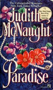 Cover of: Paradise by Judith McNaught