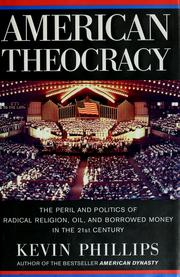 Cover of: American theocracy