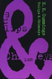 Cover of: Tulips & Chimneys | E. E. Cummings
