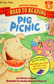 Cover of: Pig picnic | Patricia Hubbell