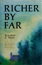 Cover of: Richer by Far | Elizabeth C. Main