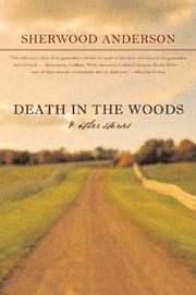 Cover of: Death in the Woods | Sherwood Anderson