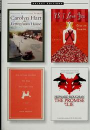 Cover of: Select editions