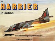 Harrier in action