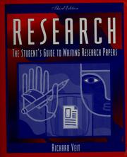 Research paper guide library internet research 3rd edition