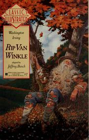 Cover of: Rip Van Winkle | Jeffrey Busch