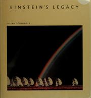 Cover of: Einstein's legacy by Julian Seymour Schwinger