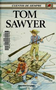 Cover of: Tom Sawyer | Mark Twain