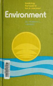 Cover of: Environment | Robert L. Herbst
