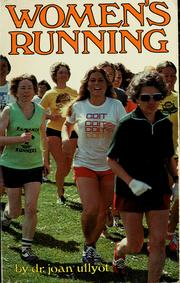 Cover of: Women's running by Joan Ullyot