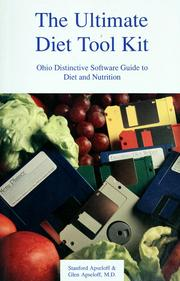 Cover of: The ultimate diet tool kit | Stanford S. Apseloff