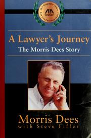 A lawyer's journey