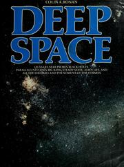 Cover of: Deep space by Colin A. Ronan