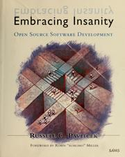 Cover of: Embracing Insanity | Russell Pavlicek