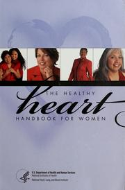 Cover of: The healthy heart handbook for women | Marian Sandmaier