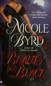 Cover of: Beauty in black | Nicole Byrd