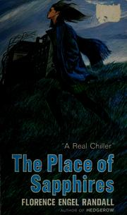 Cover of: The place of sapphires | Florence Engel Randall