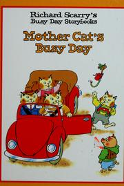 Cover of: Mother cat