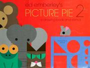 Cover of: Ed Emberley's picture pie 2 by Ed Emberley
