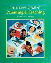Cover of: Child development by V. Thomas Mawhinney