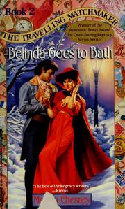 Cover of: Belinda Goes to Bath | Marion Chesney