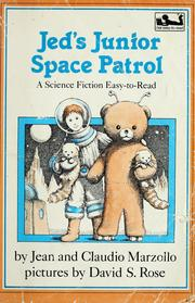 Cover of: Jed's Junior Space Patrol by Jean Little
