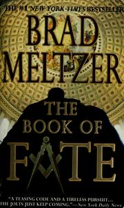 Cover of: The Book of Fate by Brad Meltzer
