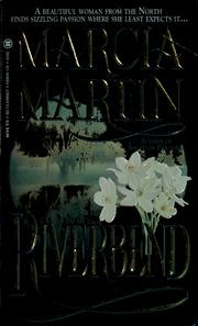 Cover of: Riverbend | Marcia Martin Donna parker