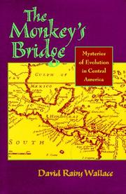 Cover of: The monkey's bridge