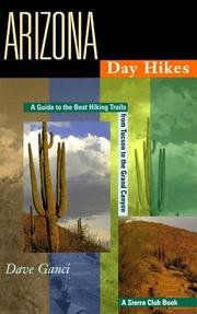 Cover of: Arizona day hikes