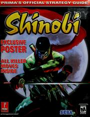 Cover of: Shinobi by Eric Mylonas