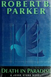 Cover of: Death in paradise by Robert B. Parker