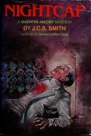 Cover of: Nightcap | J. C. S. Smith