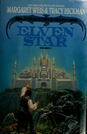 Cover of: Elven star by Margaret Weis