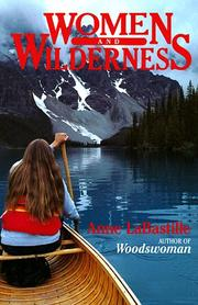 Cover of: Women and Wilderness