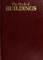 Cover of: The book of buildings | Reid, Richard