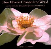 Cover of: How Flowers Changed